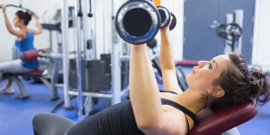 Stay Injury Free At The Gym